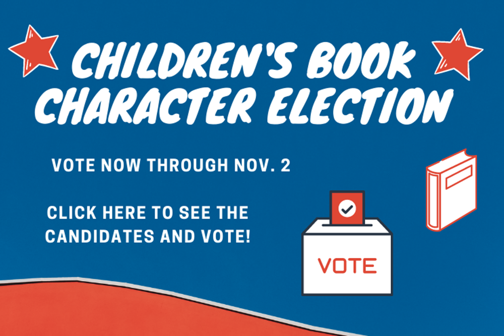 Book Character Election